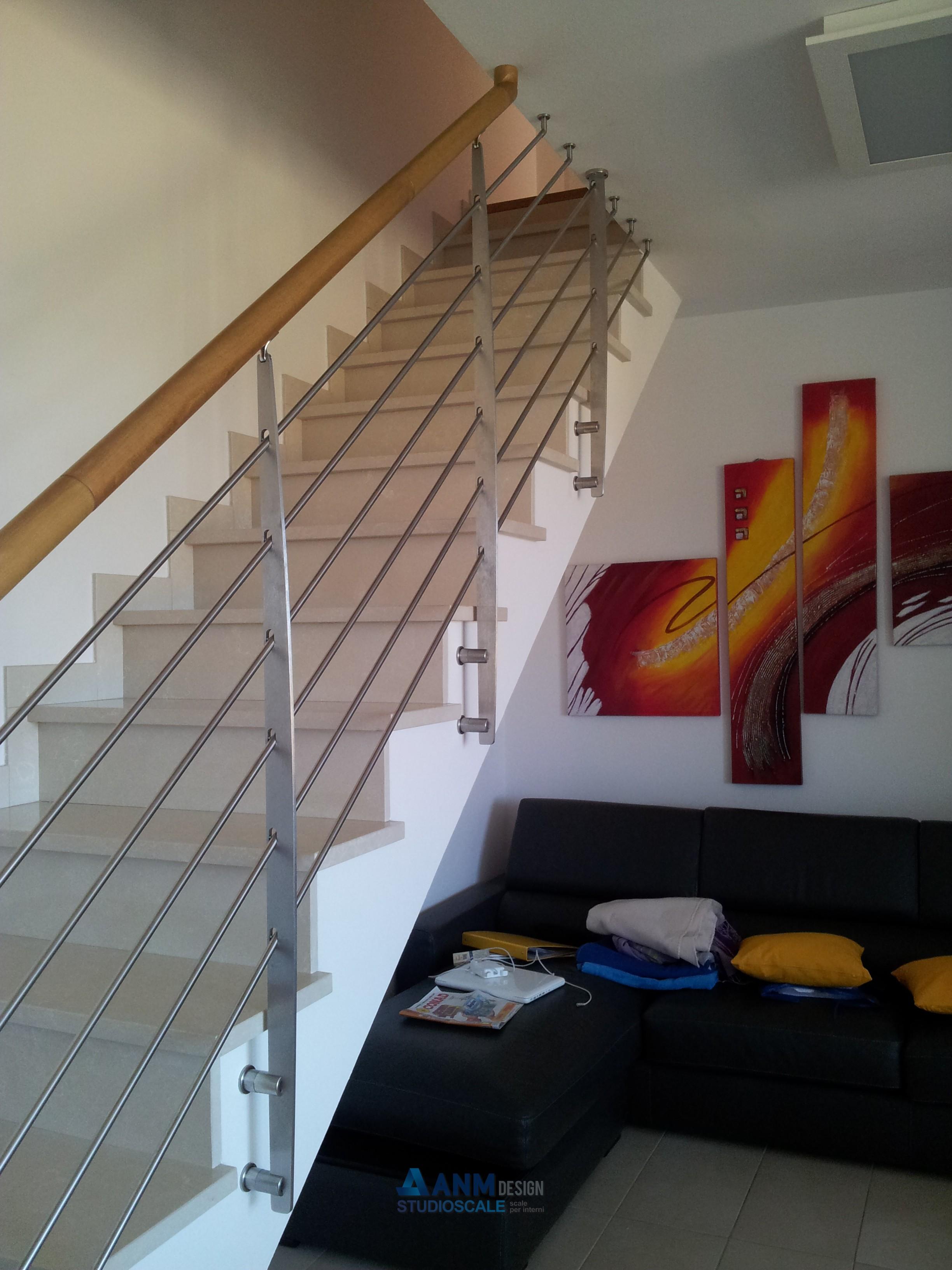 Gallery of scale per interni studioscale e produzione with scale in muratura per interni with - Scale in muratura ...