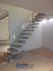 Studioscale anm design progettazione e produzione scale - Scale eleganti per interni ...